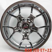 Оригинал! OE Wheels 8182233 R18 J10 ET+22 5Х114,3 ХРОМ! [1836]. 10.0x18, 5x114.30, ET22, ЦО 70,8мм.