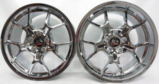 Разно широкие OE Wheels 8182233 R18 J9/10 ET+24/22 5Х114.3 [1835/1836]. 9.0/10.0x18, 5x114.30, ET24/22, ЦО 70,8мм.