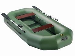 Мастер лодок Таймень N-270. Год: 2016 год, длина 2,70м., двигатель подвесной, 1,00л.с., бензин. Под заказ