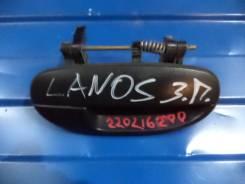 Ручка двери внешняя. Chevrolet Lanos