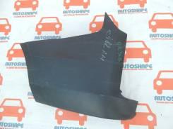 Накладка заднего бампера Ford Tourneo Custom, левая