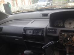 Панель приборов. Mitsubishi RVR