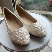 Свадебная обувь.
