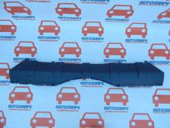 Накладка заднего бампера Mitsubishi Pajero