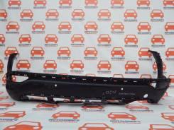 Юбка заднего бампера Hyundai Santa Fe