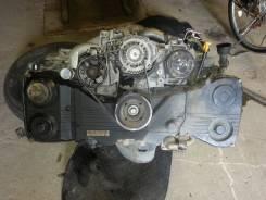 Двигатель в сборе. Subaru Impreza Двигатели: EL15, EL154