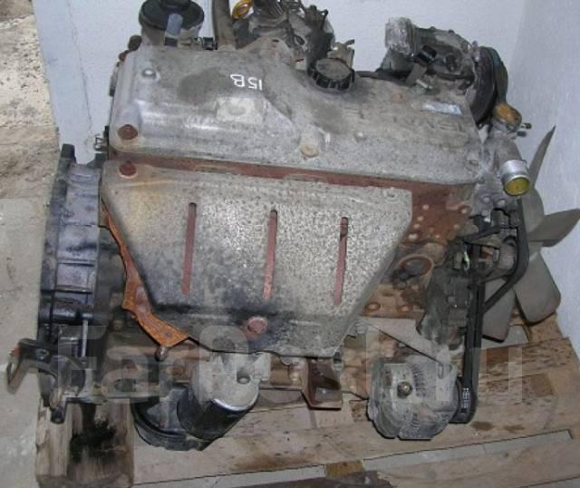 Продам двигатель Toyota 15B