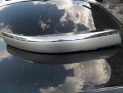 Накладка на бампер. Volkswagen Passat