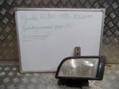 Фара противотуманная. Hyundai