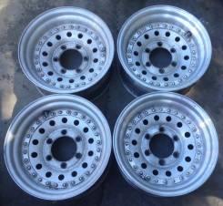 Centerline Wheels. 7.0x15, 6x139.70, ET-20