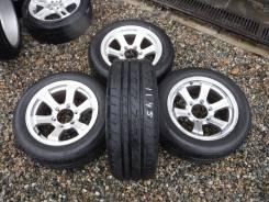 Bridgestone Ecopia PZ-X. Летние, 2013 год, износ: 10%, 4 шт