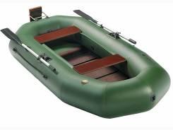 Мастер лодок Таймень A-260 РС ТР. Год: 2016 год, длина 2,60м., двигатель подвесной, 2,50л.с., бензин. Под заказ