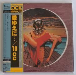 10CC / Deceptive Bends Japan Mini LP SHM-CD Out Of Print