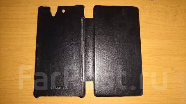 Sony Xperia Z. Б/у, 16 Гб, Черный, 4G LTE