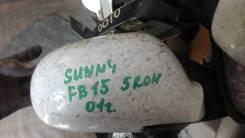Зеркало заднего вида боковое. Nissan Sunny, SB15, FNB15, QB15, FB15, JB15, B15