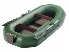 Мастер лодок Таймень N-270 РС ТР. Год: 2016 год, длина 2,70м., двигатель подвесной, 2,50л.с., бензин. Под заказ