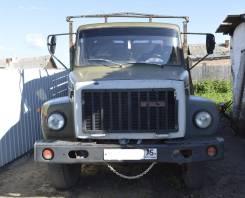 ГАЗ 3307. , 4 670 куб. см., 4 000 кг.