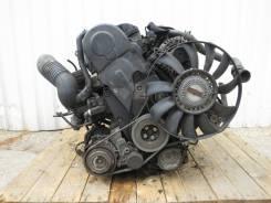 Двигатель в сборе. Volkswagen Passat Audi A4 Audi A6 Skoda Superb Двигатель AWX