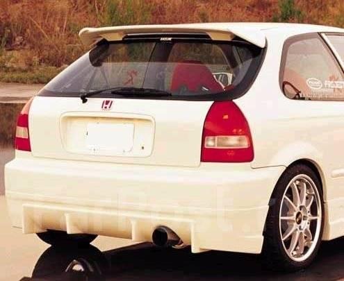 Обвес кузова аэродинамический. Honda Civic, EK2, EK3, EK4, EK9, GFEK2, GFEK3, GFEK4, GFEK9