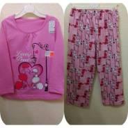 Пижамы. Рост: 86-98, 134-140 см