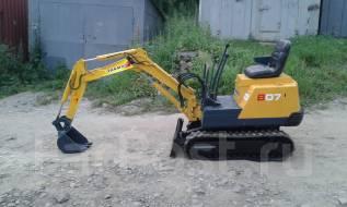 Yanmar. Эксковатор B07 2005 год БЕЗ Пробега 700 кг