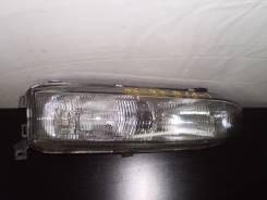 Фара. Mitsubishi Galant, E57A, E53A, E54A, E52A