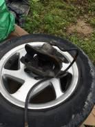 Суппорт тормозной. Toyota RAV4, ACA31, ACA31W