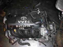 Двигатель в сборе. Toyota: Corolla, Corolla Rumion, Yaris, WiLL Cypha, Spade, Yaris / Echo, Succeed, Echo Verso, Vitz, XA, Ractis, Soluna Vios, Auris...