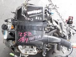Двигатель. Toyota: Vitz, Ractis, Yaris, Soluna Vios, Dyna, ToyoAce, Vios, Vios / Soluna Vios, Belta Двигатель 2SZFE