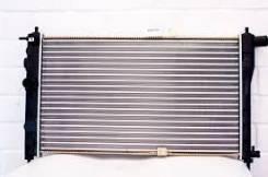 Радиатор охлаждения двигателя. Daewoo Nexia, KLETN Двигатели: A15MF, A15SMS, F16D3, G15MF