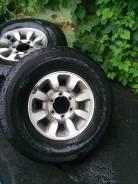 Пара колес на Delica. x15 6x139.70