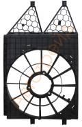 Диффузор радиатора VOLKSWAGEN POLO SEDAN 10-/AUDI A1 10-/SEAT IBIZA 08-/SKODA FABIA/ROOMSTER 10-(ко SAT ST-VWP6-200-0