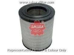 Фильтр воздушный! omn cum, frl, international, setra Sakura арт.А5023 A-5023sak_