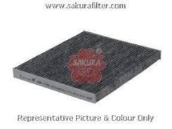 Фильтр салонный угольный cac1106 Sakura арт.САС1106