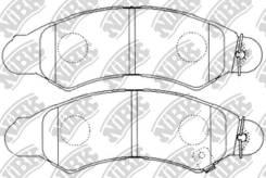 Колодки дисковые п suzuki wagon r+ 1.3i 4wd, opel agila 1.0i-1.2i 00 NiBK арт.РN7477 Pn7477-nibk_!
