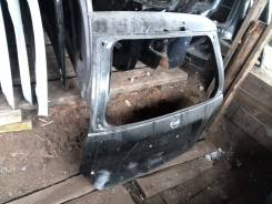 Крышка багажника. Nissan X-Trail