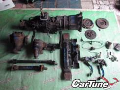 Механическая коробка переключения передач. Mitsubishi Pajero Evolution, V55W Двигатель 6G74. Под заказ