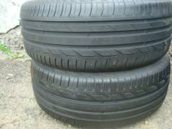 Bridgestone Turanza T001. Летние, 2012 год, износ: 30%, 2 шт