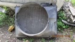 Радиатор охлаждения двигателя. Nissan Terrano, LR50 Двигатель VG33E