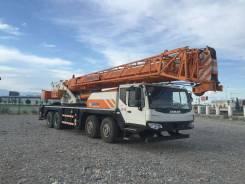 Zoomlion. Автокран QY55V542.1T, официальная версия для РФ, 55 000 кг., 59 м.
