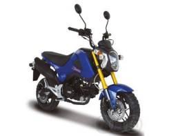 ABM X-moto. 125куб. см., исправен, без птс, без пробега