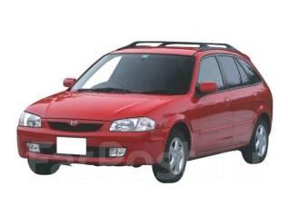 Mazda Familia S-Wagon. BJ5W217737, ZLDE