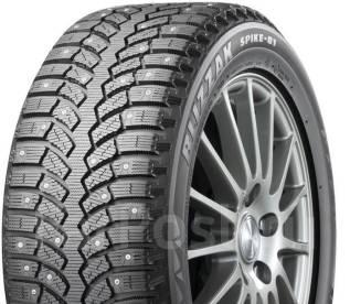 Bridgestone. Зимние, шипованные, 2015 год, без износа, 1 шт