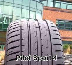 Michelin Pilot Sport. Летние, 2016 год, без износа, 2 шт
