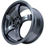 Sakura Wheels. 8.0x18, 5x100.00, 5x114.30, ET40