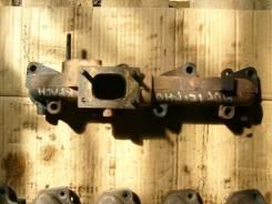 Коллектор выпускной. Nissan Terrano, WBYD21 Двигатель TD27T
