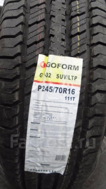 Goform GT02. летние, 2016 год, новый