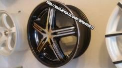 Sakura Wheels. 7.5x18, 5x114.30, ET38