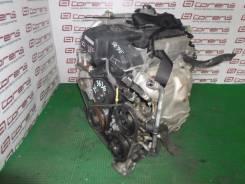 Двигатель в сборе. Mazda Familia S-Wagon, BJ5W Mazda Familia, BJ5W Двигатель ZLVE
