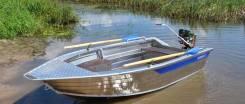 Rusboat. Год: 2016 год, длина 4,30м., двигатель стационарный, 30,00л.с., бензин